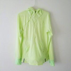 Lululemon green jacket